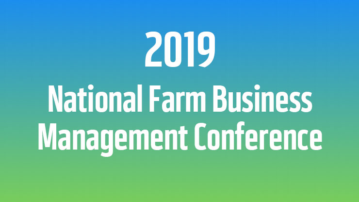 2019 National Farm Business Management Conference